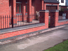 Wrought Iron Railings Bedfordshire